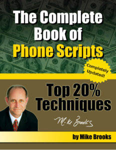 Complete Book of Phone Scripts plus Special Report[1]