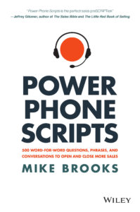 best sales scripts book, sales skills book, sales book, phone scripts book,