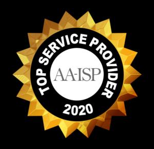 AA-ISP_TopServiceProvider2020